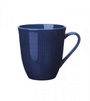Rörstrand Swedish Grace mugg 50cl midnatt
