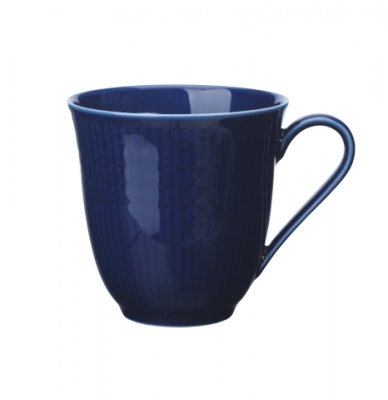 Rörstrand Swedish Grace mugg 30cl midnatt